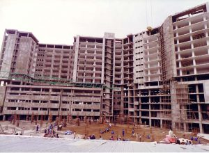 Dembel City Centre - Building Project (1)